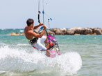 Les Calanques du Parc  Kite Surf