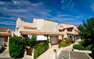 Affitto case vacanza al mare: residence Samaria Village - Hacienda Beach a Cap d'Agde in Languedoc-Roussillon