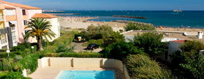Coralia Vacances : Holiday rental in residence at the sea