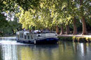 Discovery of Homps in Aude next to the Canal du Midi in Languedoc-Roussillon