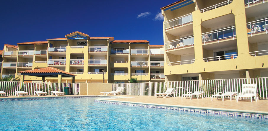 Alizéa Beach Residence : Holiday Rental In Residence At Valras In Languedoc  Roussillon ...