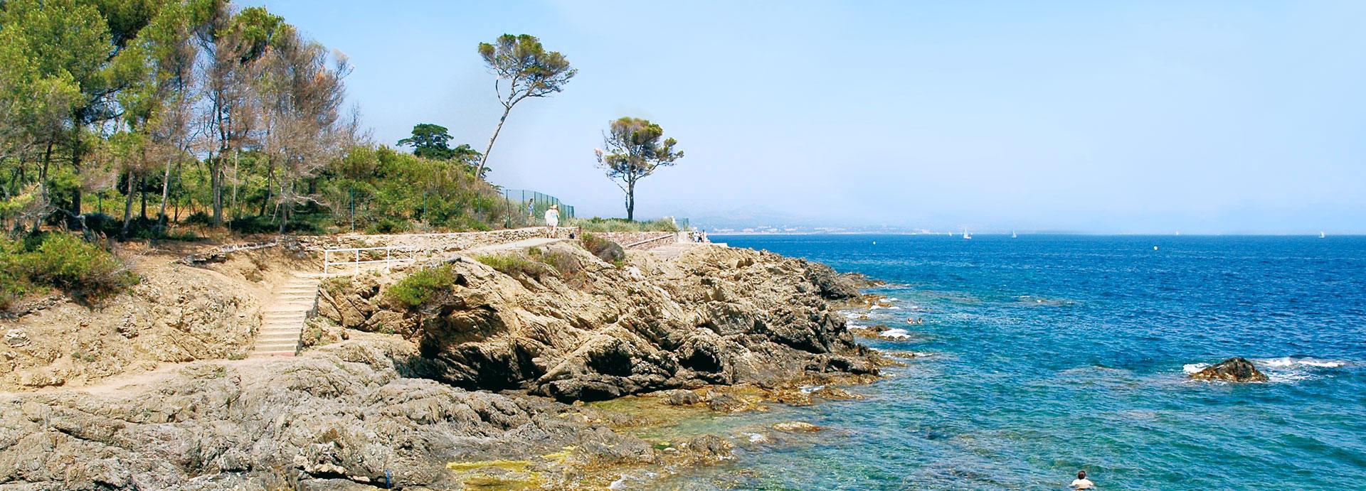 Location de vacances sur la c te d azur r sidence les - Meteo marine port camargue saint raphael ...