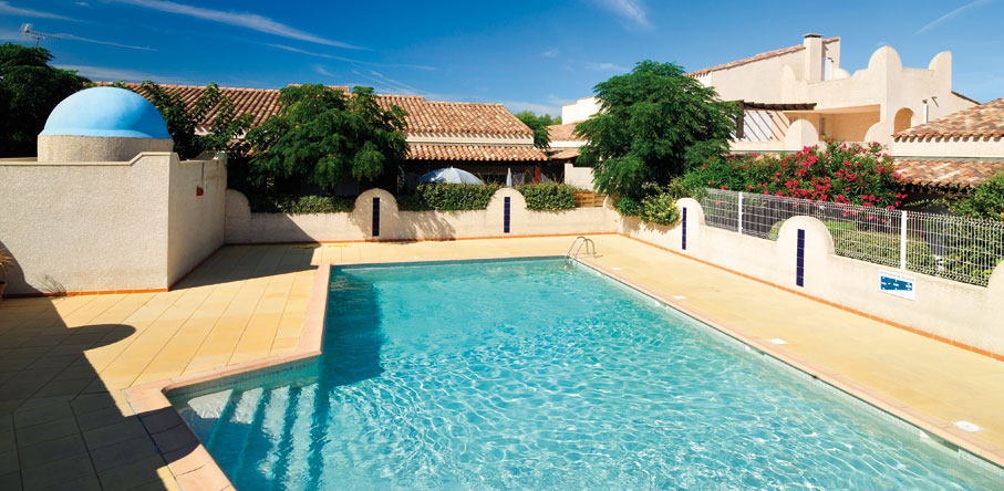 Elegant Holiday Rentals Residence Samaria Village Hacienda Beach At Cap Du0027Agde In  Languedoc Roussillon