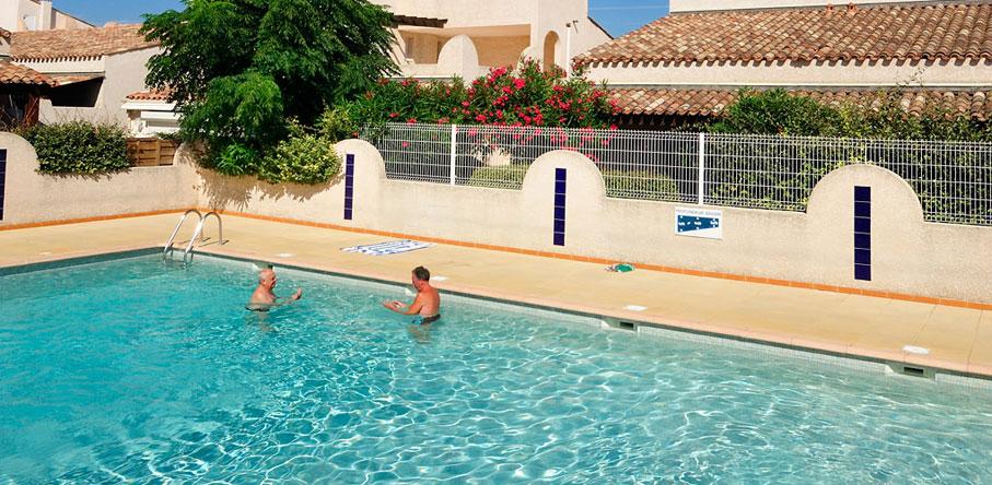 Affitto case vacanza a cap d 39 adge residence samaria for Cap d agde jardin d eden